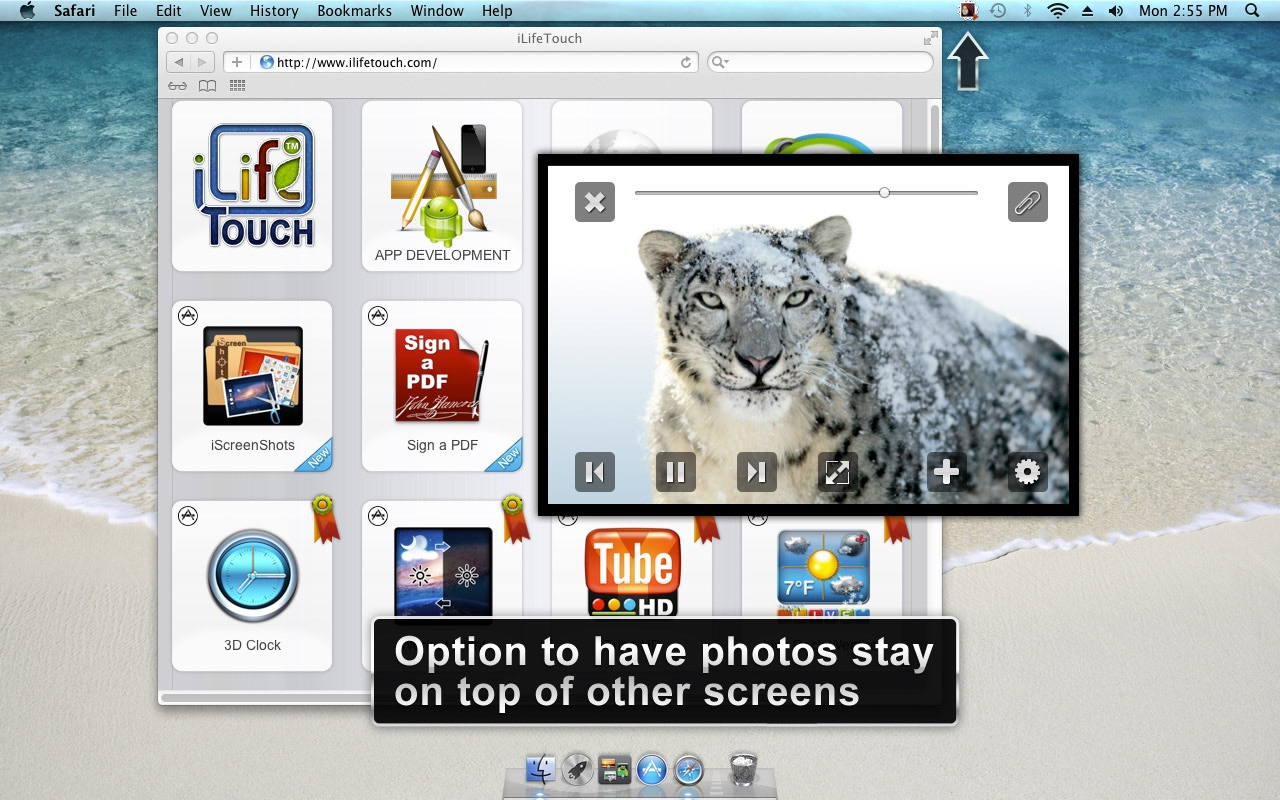 iPicture on the MacAppStore