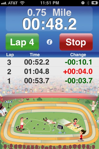 TrackPace