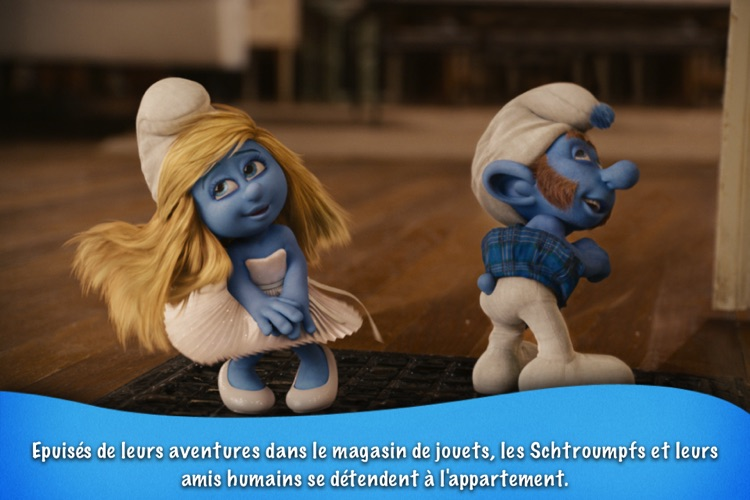 Les Schtroumpfs screenshot-4