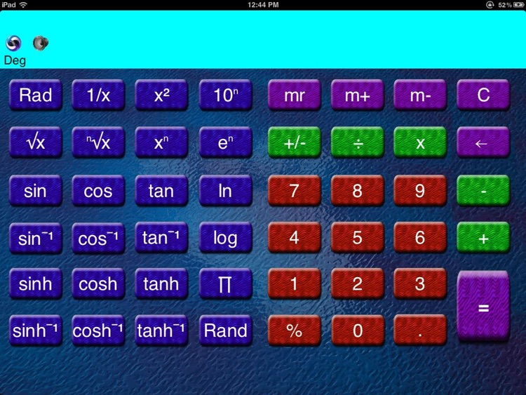 easy Calculator for iPad screenshot-4