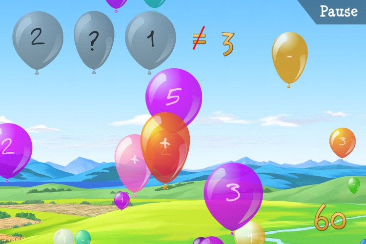 Math with Balloons