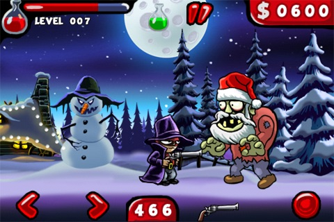 Van Pershing - Christmas Monster Hunter