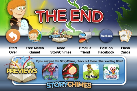 Jack and the Beanstalk StoryChimes (FREE) screenshot-4
