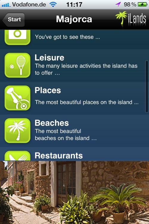 Majorca Travel Guide - iLands Lite