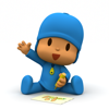Coloring with Pocoyo and Friends