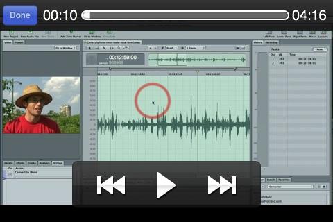 Course For Final Cut Studio Free screenshot-4