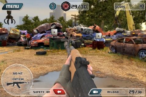 Guns & Ammo : Point of Impact Reloaded HD screenshot-4