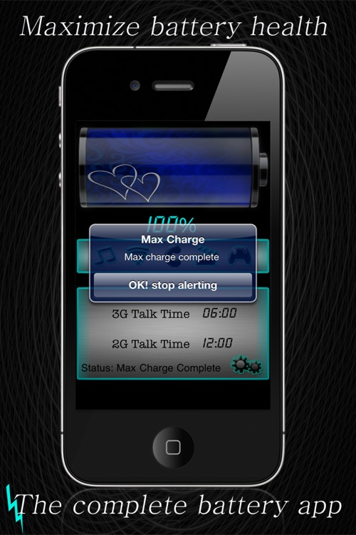 Battery Themes From Photo Library screenshot-4