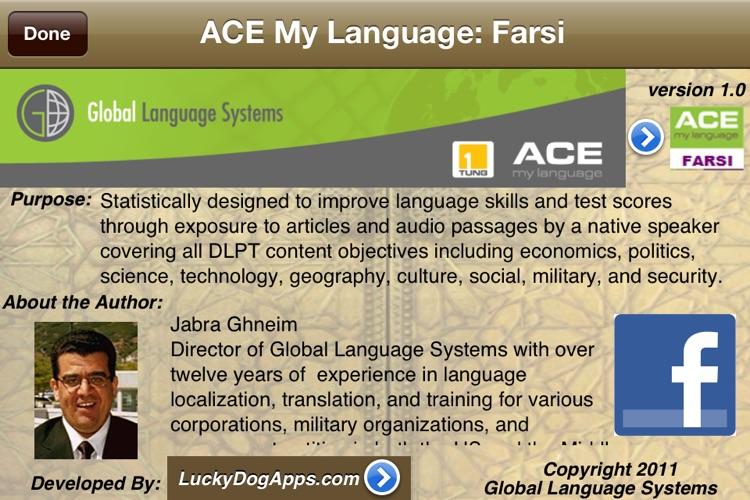 Ace My Language - Farsi screenshot-4