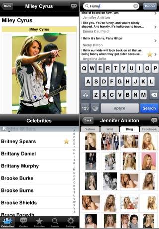 10,000+ Amazing Celebrity Quotes FREE screenshot-4
