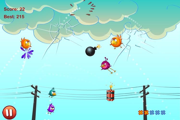 Cut the Birds 2 screenshot-3