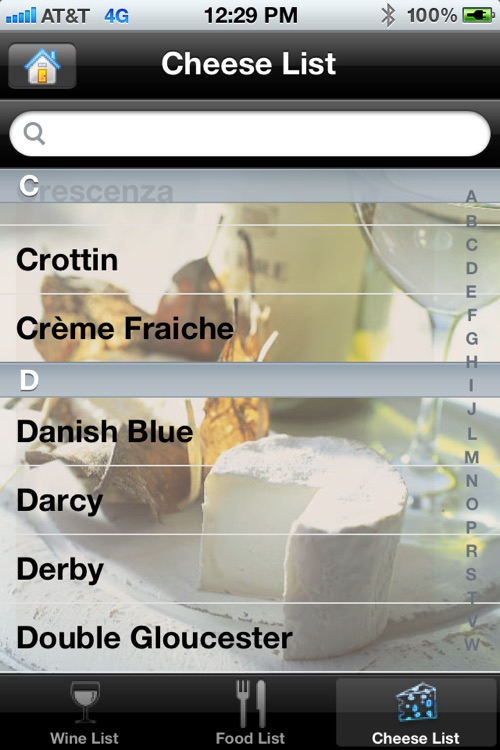 iPairings: Wine, Food and Cheese Pairings screenshot-3