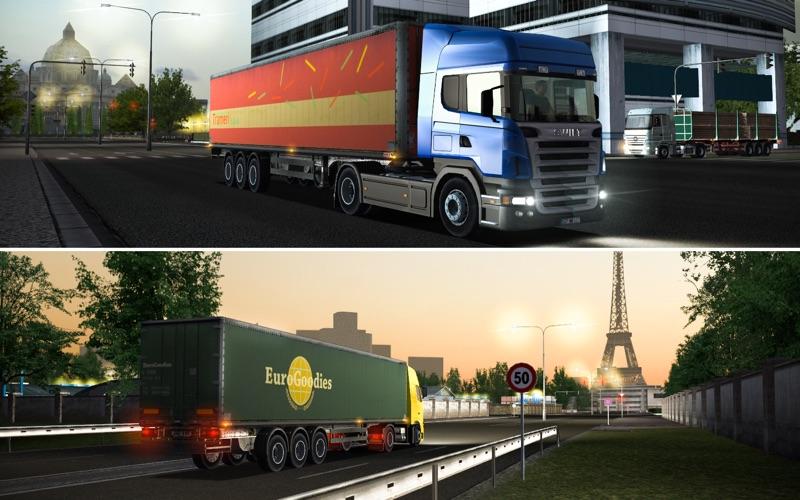 Euro Truck Simulator скриншот программы 5