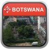 オフラインマッフ ホツワナ: City Navigator Maps