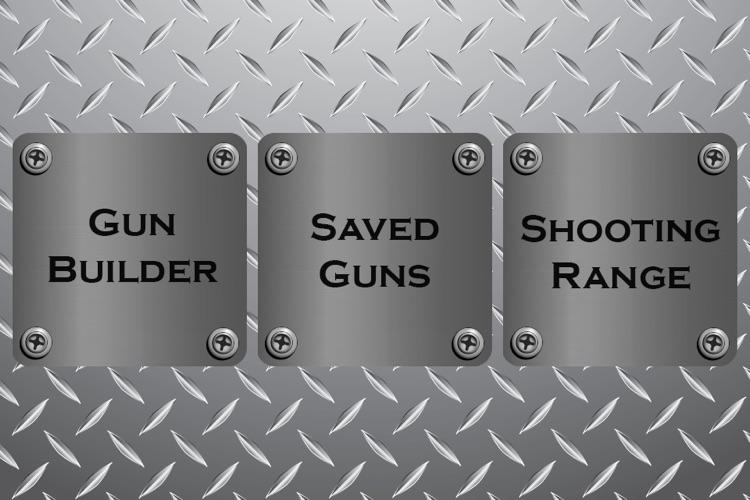 3D Paintball Gun Builder screenshot-3