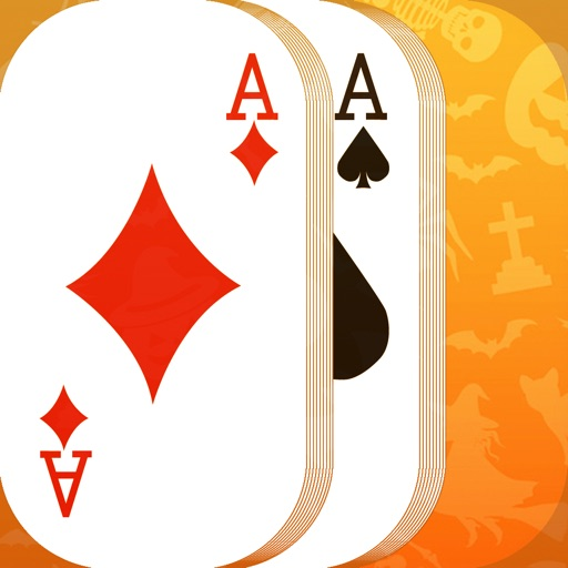 Halloween Solitaire Card Game Pro Version icon
