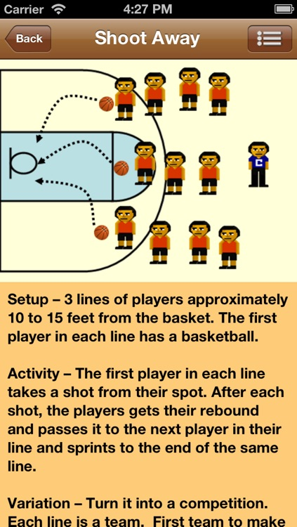 Practice Mate for Basketball
