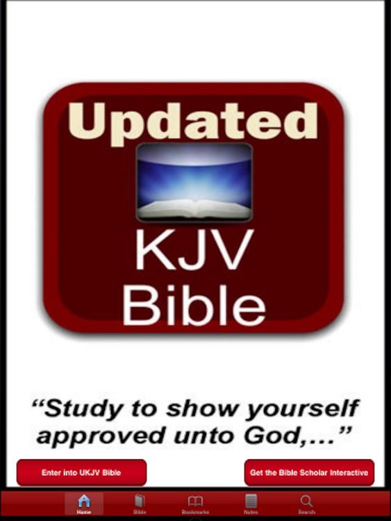 Updated KJV Free Version