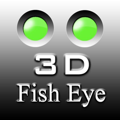 3D Fisheye Camera