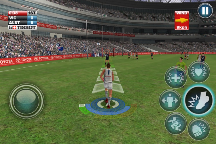AFL: Quick Match screenshot-3