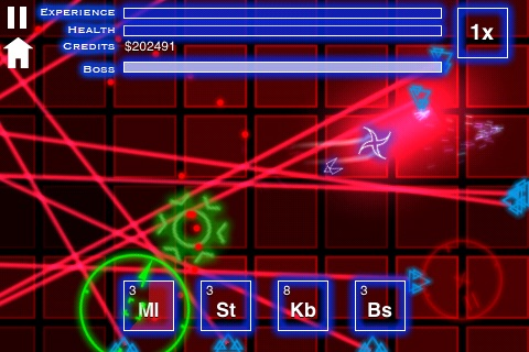 Isotope: A Space Shooter