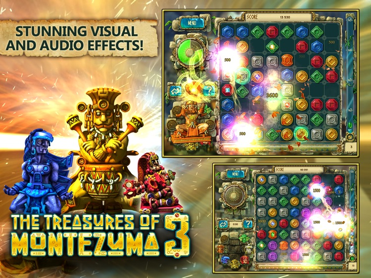 The Treasures of Montezuma 3 HD Free