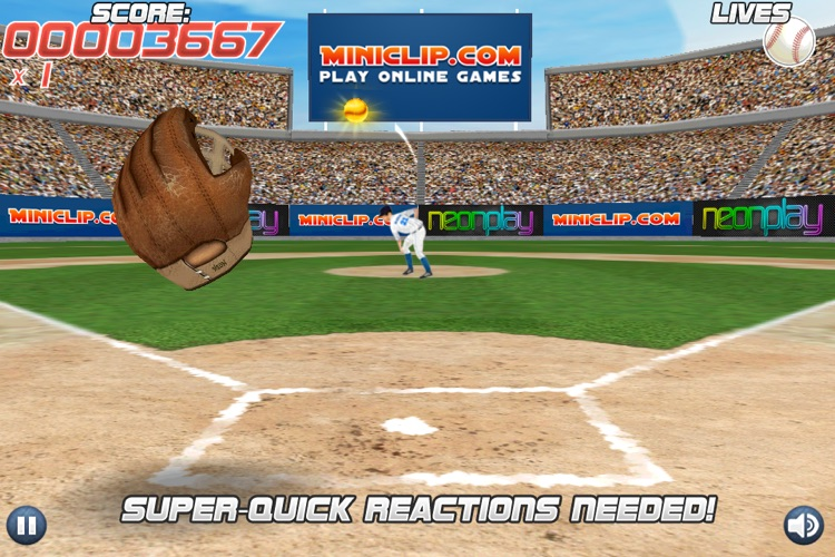 Pro Baseball Catcher screenshot-2