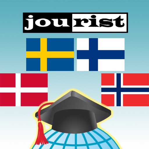 مفردات بناء jourist: شمال اوروبا