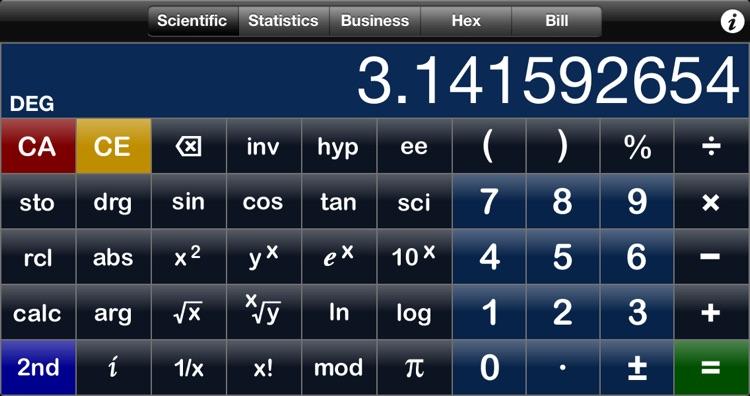 Perpenso Calc 4