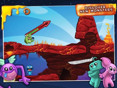 Скачать игру Monster Island HD