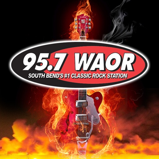 95.7 WAOR South Bend's #1 Classic Rock Station