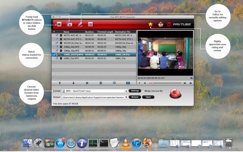 pavtube mts m2ts converter for mac
