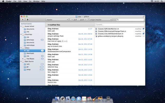 how to manually reset iphone gitbox on the mac app 2129