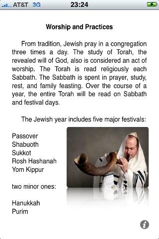 Intro to Judaism screenshot-4