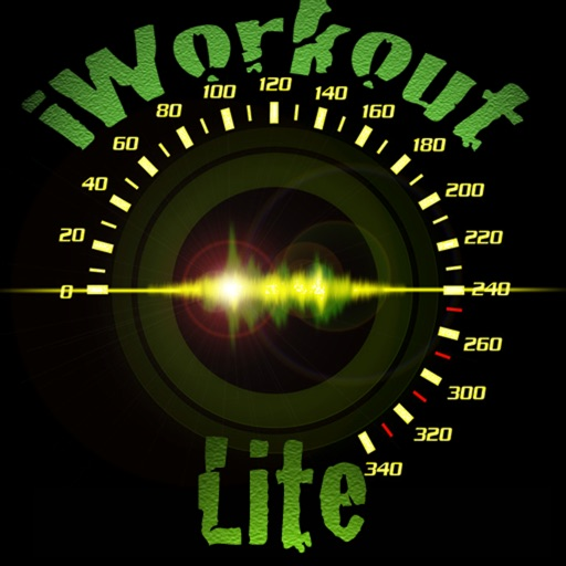 iWorkout Lite - Music At Your Pace