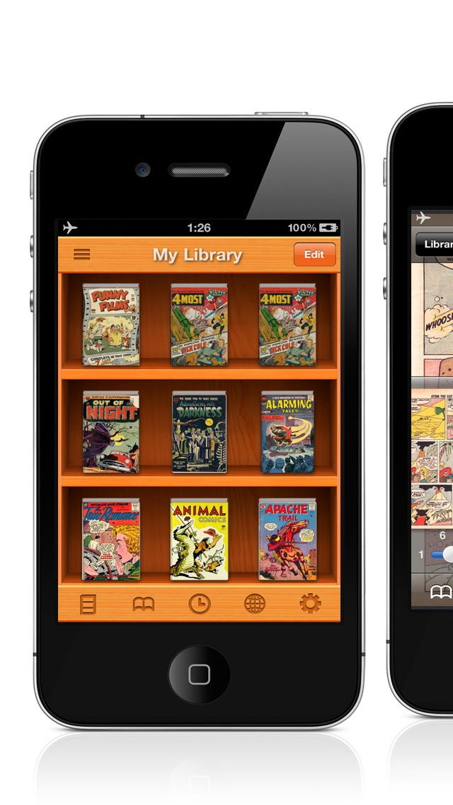 Top 10 Apps like PDF/Comic Reader Bookman Pro for iPad in