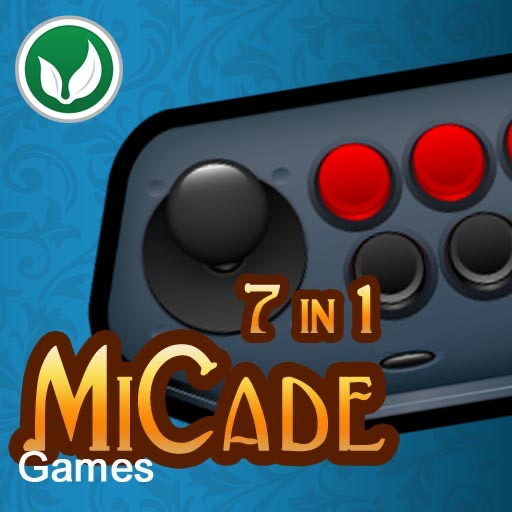 MiCade Games for iPad 7 in 1