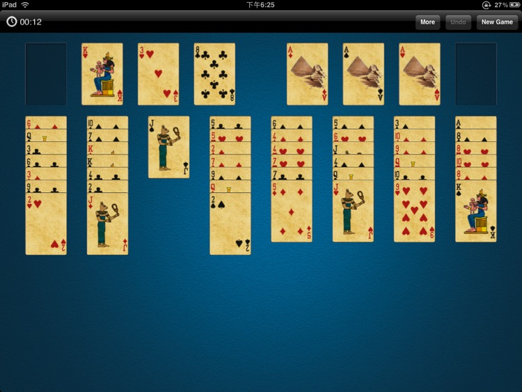FreeCell Solitaire HD Free screenshot-1