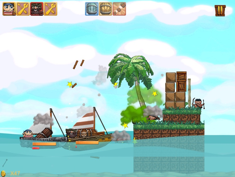 Down With The Ship HD FREE screenshot-4