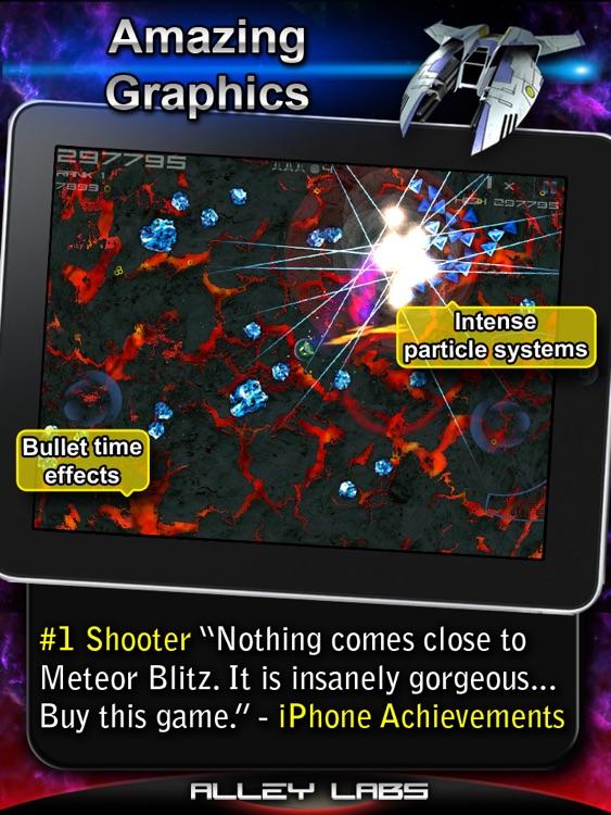 Meteor Blitz HD Free screenshot-3
