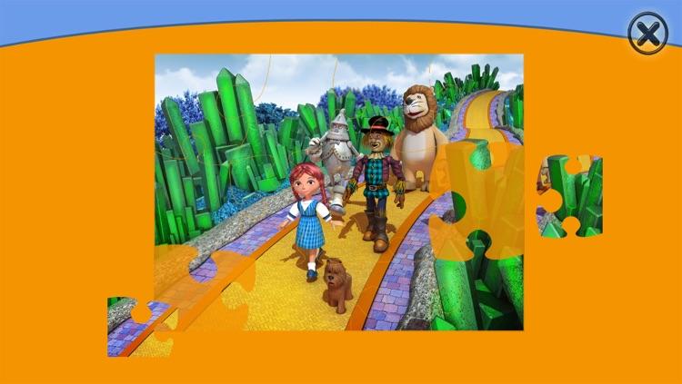 Wizard of Oz - Book & Games screenshot-3