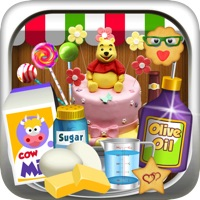 Codes for Cake Pop Ice Cream Maker - cupcake dessert mania food making cooking games for kids Hack
