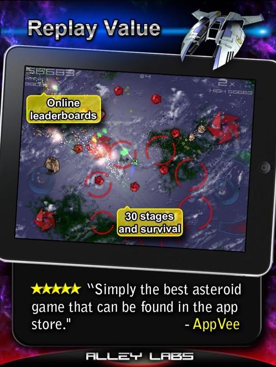 Meteor Blitz HD Free screenshot-4