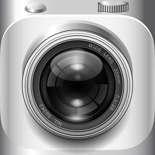 Black & White Cam - Photo Video Camera with black and white effect filter