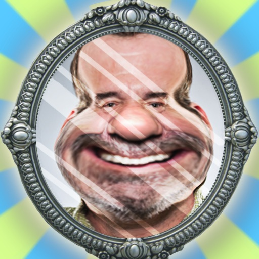 Distorting Mirror!