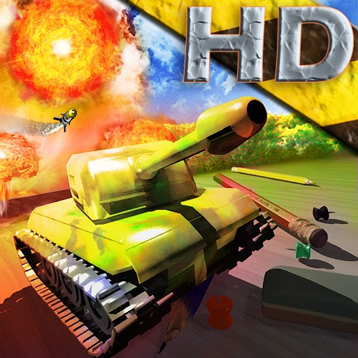 Tank-O-Box HD icon