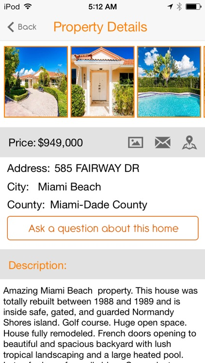 Foreclosed Homes screenshot-4