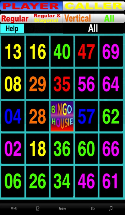 BingoHousie screenshot-0