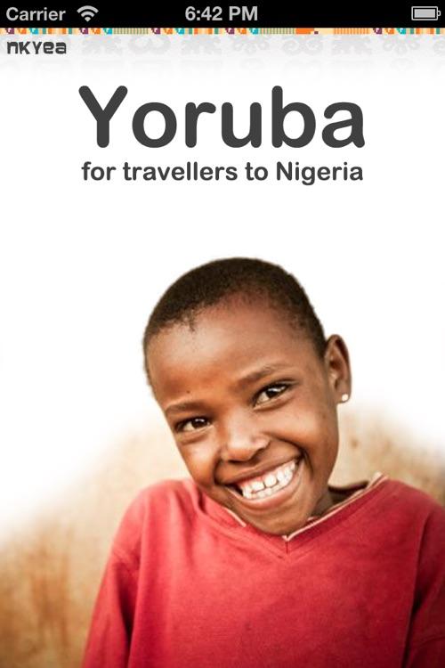 Yoruba for travellers to Nigeria