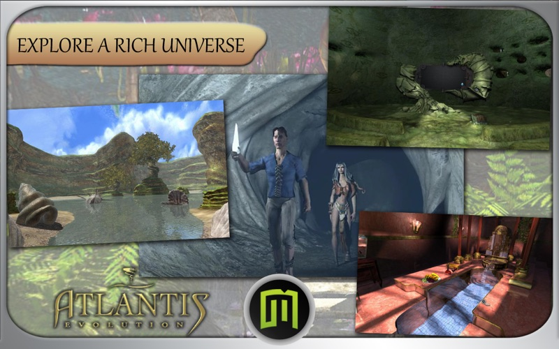 Atlantis: Evolution screenshot 2
